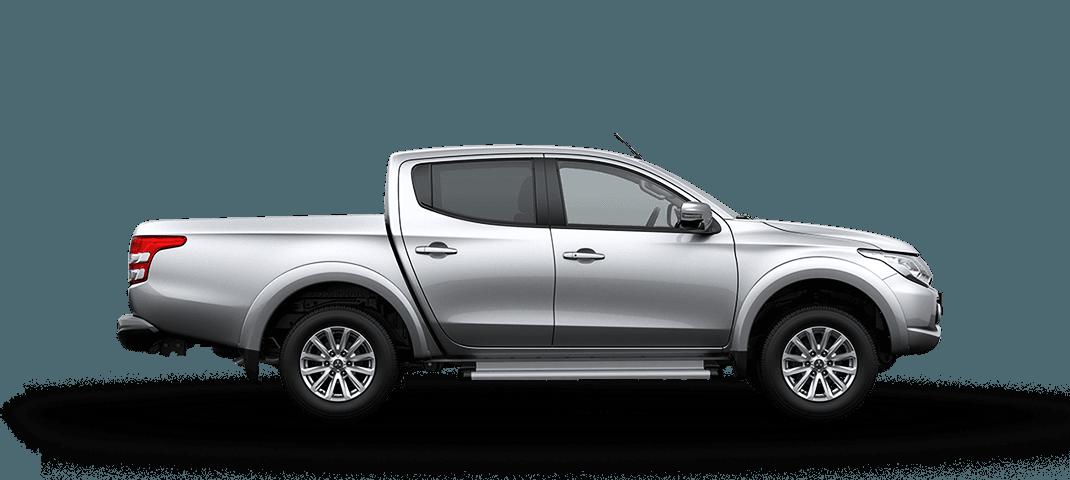 Mitsubishi triton màu bạc